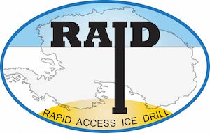 Rapid Access Ice Drill