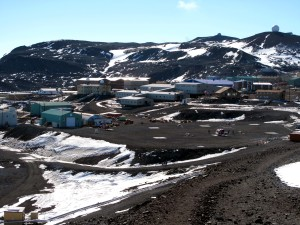 McMurdo Station.