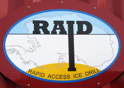 RAID project logo.