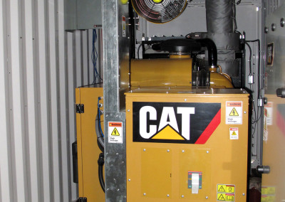 One of the twin at C-18 generators.